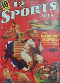 12 Sports Aces (1938-1943 Ace) Pulp Vol. 2 #1