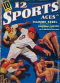 12 Sports Aces (1938-1943 Ace) Pulp Vol. 2 #2