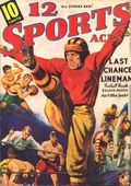 12 Sports Aces (1938-1943 Ace) Pulp Vol. 2 #3