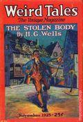 Weird Tales (1923-1954 Popular Fiction) Pulp 1st Series Vol. 6 #5