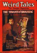 Weird Tales (1923-1954 Popular Fiction) Pulp 1st Series Vol. 6 #6