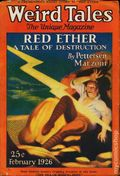 Weird Tales (1923-1954 Popular Fiction) Pulp 1st Series Vol. 7 #2