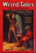 Weird Tales (1923-1954 Popular Fiction) Pulp 1st Series Vol. 7 #3