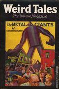 Weird Tales (1923-1954 Popular Fiction) Pulp 1st Series Vol. 8 #6