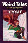 Weird Tales (1923-1954 Popular Fiction) Pulp 1st Series Vol. 9 #1