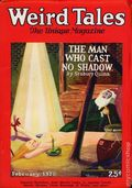 Weird Tales (1923-1954 Popular Fiction) Pulp 1st Series Vol. 9 #2