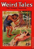 Weird Tales (1923-1954 Popular Fiction) Pulp 1st Series Vol. 9 #4
