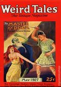 Weird Tales (1923-1954 Popular Fiction) Pulp 1st Series Vol. 9 #5