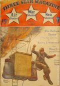 Three Star Magazine (1928-1929 Clayton) Pulp Vol. 4 #2