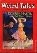 Weird Tales (1923-1954 Popular Fiction) Pulp 1st Series Vol. 10 #1