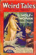 Weird Tales (1923-1954 Popular Fiction) Pulp 1st Series Vol. 10 #3