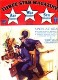 Three Star Magazine (1928-1929 Clayton) Pulp Vol. 5 #4
