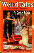 Weird Tales (1923-1954 Popular Fiction) Pulp 1st Series Vol. 10 #4