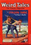 Weird Tales (1923-1954 Popular Fiction) Pulp 1st Series Vol. 10 #5