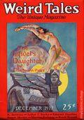 Weird Tales (1923-1954 Popular Fiction) Pulp 1st Series Vol. 10 #6