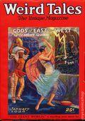 Weird Tales (1923-1954 Popular Fiction) Pulp 1st Series Vol. 11 #1