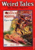 Weird Tales (1923-1954 Popular Fiction) Pulp 1st Series Vol. 11 #6