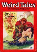 Weird Tales (1923-1954 Popular Fiction) Pulp 1st Series Vol. 12 #2