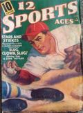 12 Sports Aces (1938-1943 Ace) Pulp Vol. 3 #2