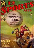 12 Sports Aces (1938-1943 Ace) Pulp Vol. 3 #3