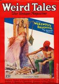 Weird Tales (1923-1954 Popular Fiction) Pulp 1st Series Vol. 12 #4