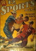 12 Sports Aces (1938-1943 Ace) Pulp Vol. 3 #4