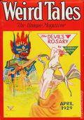 Weird Tales (1923-1954 Popular Fiction) Pulp 1st Series Vol. 13 #4