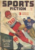 Sports Fiction (1938-1951 Columbia Publications) Pulp Vol. 5 #5