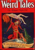 Weird Tales (1923-1954 Popular Fiction) Pulp 1st Series Vol. 13 #5