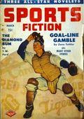 Sports Fiction (1938-1951 Columbia Publications) Pulp Vol. 6 #3