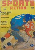 Sports Fiction (1938-1951 Columbia Publications) Pulp Vol. 7 #1