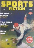 Sports Fiction (1938-1951 Columbia Publications) Pulp Vol. 7 #4