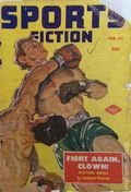 Sports Fiction (1938-1951 Columbia Publications) Pulp Vol. 8 #1