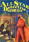 All Star Detective Stories (1929-1932 Clayton) Pulp Vol. 9 #3