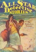 All Star Detective Stories (1929-1932 Clayton) Pulp Vol. 10 #3