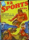 12 Sports Aces (1938-1943 Ace) Pulp Vol. 4 #2