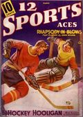 12 Sports Aces (1938-1943 Ace) Pulp Vol. 4 #3