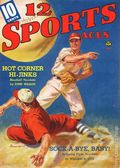 12 Sports Aces (1938-1943 Ace) Pulp Vol. 4 #4