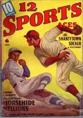 12 Sports Aces (1938-1943 Ace) Pulp Vol. 5 #1