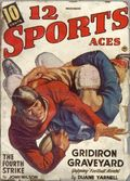 12 Sports Aces (1938-1943 Ace) Pulp Vol. 5 #3