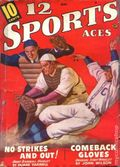 12 Sports Aces (1938-1943 Ace) Pulp Vol. 6 #2