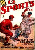 12 Sports Aces (1938-1943 Ace) Pulp Vol. 6 #3