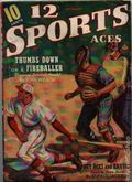 12 Sports Aces (1938-1943 Ace) Pulp Vol. 6 #4