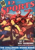 12 Sports Aces (1938-1943 Ace) Pulp Vol. 7 #1