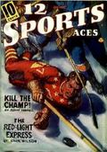 12 Sports Aces (1938-1943 Ace) Pulp Vol. 7 #2