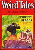Weird Tales (1923-1954 Popular Fiction) Pulp 1st Series Vol. 15 #2