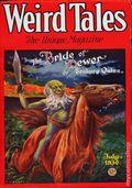 Weird Tales (1923-1954 Popular Fiction) Pulp 1st Series Vol. 16 #1