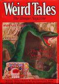 Weird Tales (1923-1954 Popular Fiction) Pulp 1st Series Vol. 16 #2