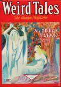 Weird Tales (1923-1954 Popular Fiction) Pulp 1st Series Vol. 16 #4