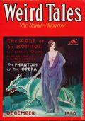 Weird Tales (1923-1954 Popular Fiction) Pulp 1st Series Vol. 16 #6